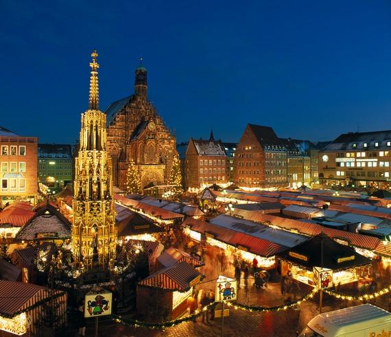 뉘른베르크 크리스마스 시장