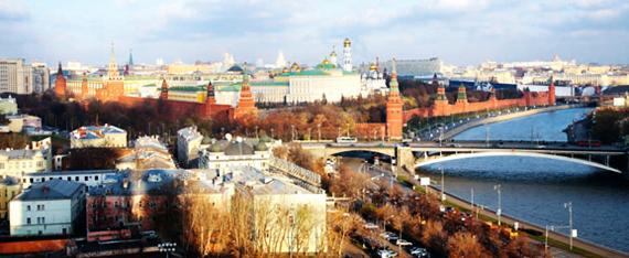 모스크바 전경
