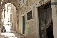 디오클레티아누스 궁전 성벽 안 스튜디오 아파트