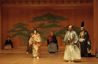 일본 전통 연극, 노