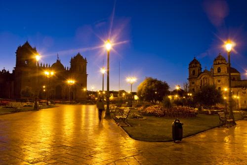 휴가지로 꼽히고 있는 페루