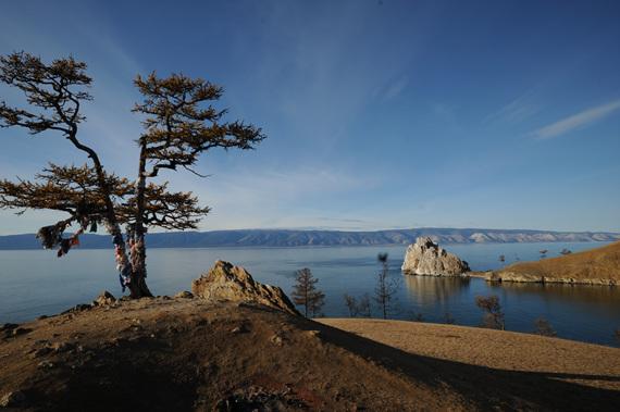 알혼섬 불한바위