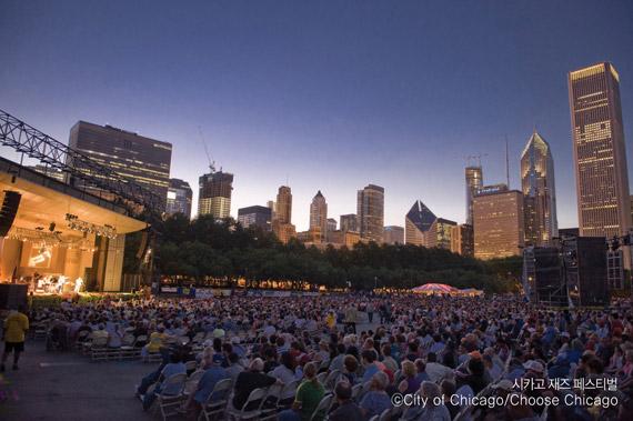 시카고 재즈 페스티벌
