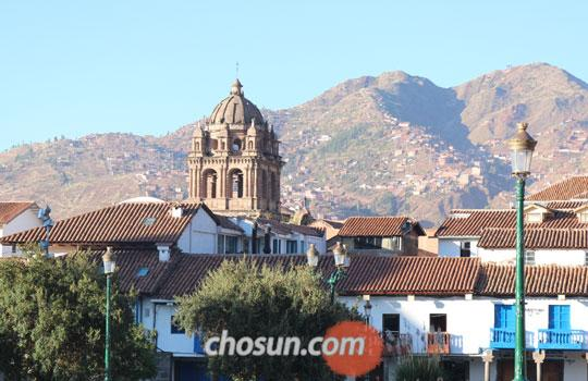 잉카의 배꼽으로 불리는 도시 쿠스코.