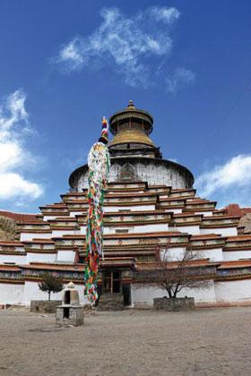 롯데관광 티베트 여행