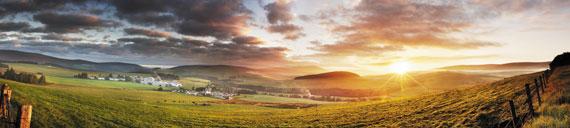 하늘과 바람과 흙과 별이 아름다워서 애달픈 스코틀랜드의 풍광.